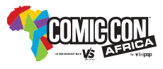 Shop @ Comic Con Africa Logo